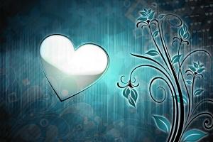 heartblueworldpeace